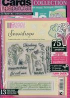 Simply Cards Paper Craft Magazine Issue NO 199