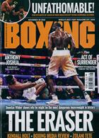Boxing News Magazine Issue 28/11/2019