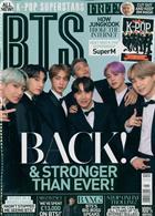 K Pop Superstars Bts Magazine Issue ONE SHOT