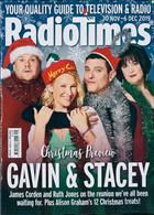 Radio Times London Edition Magazine Issue 30/11/2019