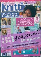 Simply Knitting Magazine Issue NO 193