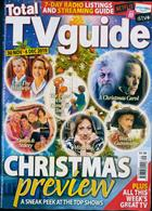 Total Tv Guide England Magazine Issue NO 49