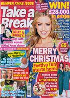 Take A Break Magazine Issue NO 49