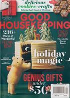 Good Housekeeping Usa Magazine Issue DEC 19