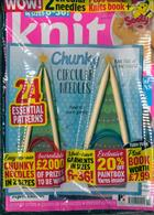 Knit Now Magazine Issue NO 110