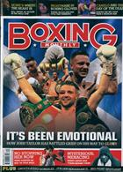 Boxing Monthly Magazine Issue DEC 19