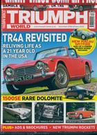 Triumph World - Ceased Magazine Issue DEC-JAN
