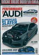 Performance Audi Magazine Issue JAN 20