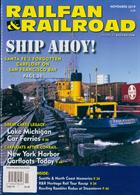 Railfan & Railroad Magazine Issue NOV 19