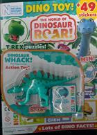 Dinosaur Roar Magazine Issue NO 4