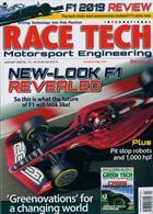 Race Tech Magazine Issue JAN 20