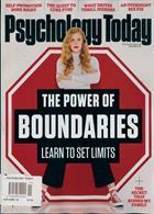 Psychology Today Magazine Issue NOV-DEC