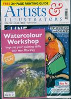 Artists & Illustrators Magazine Issue JAN 20