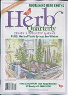 Herb Quarterly Magazine Issue WIN 19
