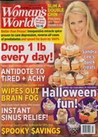 Womans World Magazine Issue 28 OCT 19