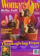 Womans Day Magazine Issue NOV 19