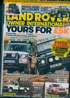 Land Rover Owner Magazine Issue JAN 20