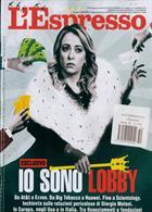 L Espresso Magazine Issue NO 50