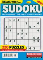 Relax With Sudoku Magazine Issue NO 5