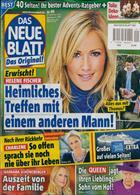 Das Neue Blatt Magazine Issue NO 49