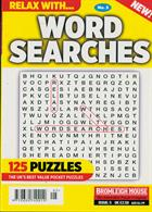 Relax With Wordsearches Magazine Issue NO 5