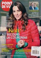 Point De Vue Magazine Issue NO 3725