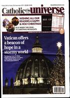 Catholic Universe Magazine Issue 20/12/2019