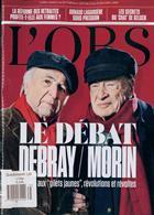 L Obs Magazine Issue NO 2875