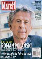 Paris Match Magazine Issue NO 3684
