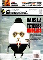 Courrier International Magazine Issue NO 1519