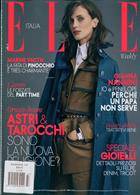 Elle Italian Magazine Issue NO 47