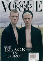 Vogue Hommes Int. Mode Magazine Issue NO 30