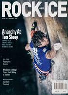 Rock And Ice Magazine Issue NOV 19