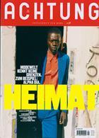 Achtung Magazine Issue 38