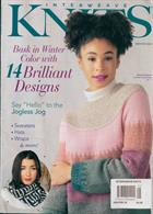 Interweave Knits And Knitscene Magazine Issue WINTER