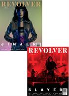 Revolver Worldwide Magazine Issue OCT-NOV