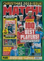 Match Magazine Issue 03/12/2019