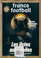 France Football Magazine Issue 31
