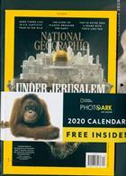 National Geographic Magazine Issue DEC 19