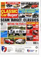 Classic Car Buyer Magazine Issue 04/12/2019