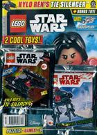 Lego Star Wars Magazine Issue NO 54