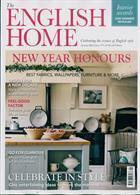 English Home Magazine Issue JAN 20