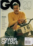 Gq Italian Magazine Issue NO 233