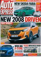 Auto Express Magazine Issue 04/12/2019