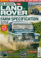 Classic Land Rover Magazine Issue JAN 20