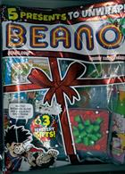 Beano Magazine Issue 07/12/2019