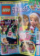 Lego Friends Magazine Issue NO 66