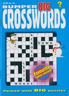 Bumper Big Crossword Magazine Issue NO 126