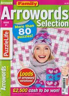 Family Arrowords Selection Magazine Issue NO 21