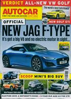 Autocar Magazine Issue 04/12/2019